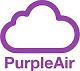 PurpleAir logo